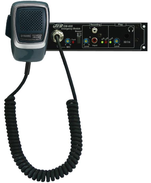 JDM ЕМ-600
